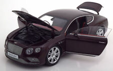 Paragon 2016 Bentley Continental Gt Rhd Dark Red 1:18*New Item*Nice!
