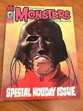 Famous Monsters of Filmland #123 Warren magazine 1976 FN