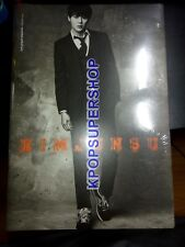 The JYJ Magazine No. 3 Kim Jun Su Limited Edition Photobook NEW TVXQ XIA Junsu