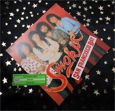 SMOKIE - San Francisco Bay / You´re you * KULT 1980 * TOP SINGLE (M-:) TOP COVER