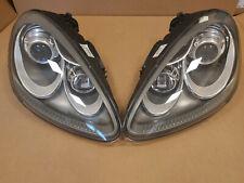 PORSCHE CAYENNE 958 Bi Xenon HEADLIGHT LAMP SET + ballasts & bulbs