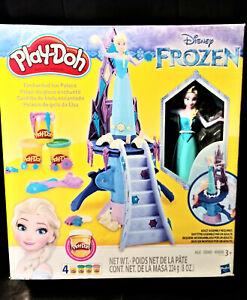 Play-Doh Disney Frozen Enchanted Ice Palace Playset New
