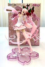 Vocaloid Hatsune Miku Newly Drawn Figure Statue Toy Sakura Miku 2020 Ver TA98500