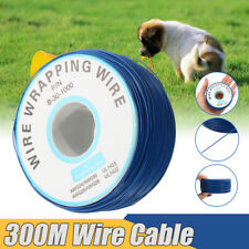 300M Wire For Dog Pet Containment System Electric Collar Boundary Control Fence