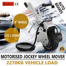 2270KG Puleggia tenditrice motorizzata per rimorchio 12V 350W ruota Elettrico