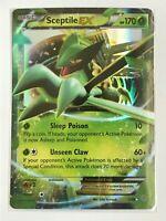 Sceptile EX ULTRA RARE 7/98 XY Ancient Origins Pokemon Card HOLO NM