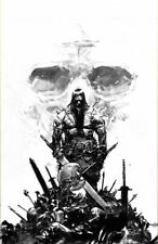 Conan the Barbarian #1 Gerardo Zaffino-Inked Virgin VARIANT (limited to 500)