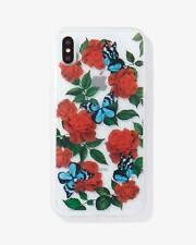 Sonix Phone Case Rhinestone Butterfly Garden, iPhone XS Max