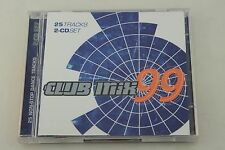 Club Mix '99 [K-Tel] by Various Artists (CD, Oct-1998, 2 Discs, Cold Front...