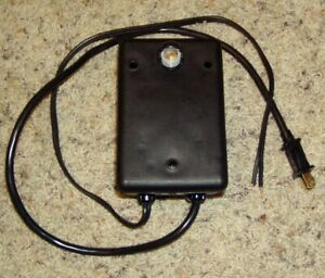 Malibu ML80P 80 Watt Low Voltage Transformer with Dusk-to-Dawn Sensor