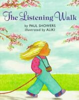 The Listening Walk by Paul Showers 9780064433228 | Brand New | Free UK Shipping