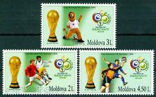 2006 Football,Goleo LION,Pille,Germany FIFA World Cup,soccer,Moldova,Mi.552,MNH