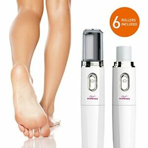 Electric Foot File Callus Remover & Electronic Nail File (4 in 1)