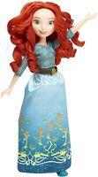Disney Princess Merida Brave Royal Shimmer Sparkle Dress Doll Toy
