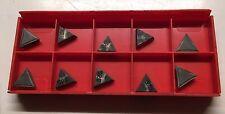Sandvik Coromant Inserts - TPMR110304-53 TPMR 221-53 - GRADE CT525 - Qty 10