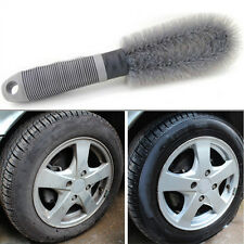 Car Auto Wheel Tire Tyre Scraping Wheel Cleaning Brush Wheel Rim Cleaning Brush