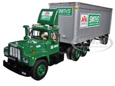 MACK R MODEL ARA SMITH'S TRANSFER WITH 28' PUP TRAILER 1/64 FIRST GEAR 60-0288