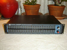 Audioarts 2700B, Third Octave Graphic Equalizer, Eq, Vintage Rack