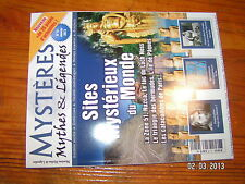 £ Mysteres Mythes & Legendes n°12 Site Mystérieux Raspoutine le Ka R.Maufrais