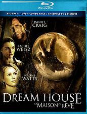NEW BLU-RAY/DVD COMBO // Dream House// NAOMI WATTS, RACHEL WEISZ, DANIEL CRAIG
