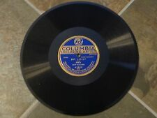 """78 By Bert Williams, """"Not Lately"""" on Columbia"""