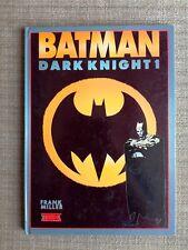 Batman Dark Knight : tome 1 [F. Miller / Zenda 1987]