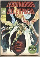 Legionarios Del Espacio #4-1969 vg/fn 5.0 Sci-Fi Spanish Comic Esteban Maroto