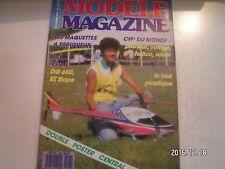 **e Modèle Magazine n°458 S E 5a / Graupner MC 16 / DG 600 Multiplex