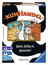 Ravensburger Kartenspiel Auktionspiel Kuhhandel 20753