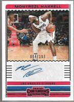 2019-20 Panini Contenders /199 Montrezl Harrell Auto CA-MHL Autograph NBA