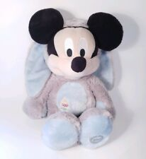 Disney Store Mickey Mouse Easter Bunny Rabbit Costume Stuffed Animal Plush