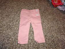 7 FOR ALL MANKIND 12M 12 MONTHS PINK SKINNY JEANS