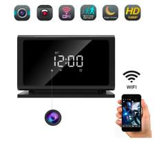 Hidden Camera Spy Camera Wireless Security Nanny Cam with 1080P Full HD Speaker