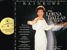 RAINBOWS Lorna Dallas Album VINYL LP Harry Rabinowitz HORATIO NELSON SIV1115 n/m