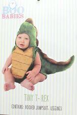 NWT Boo Babies 2-Piece Halloween Costume Tiny T-Rex Sz 0-9 Months