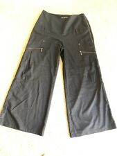 Cop Copine 42  Black Capri Pants
