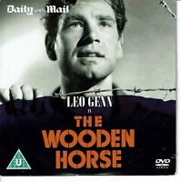 """War Movies  """"  The Wooden Horse  """" Sellers Bargains"""