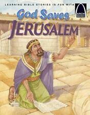 Arch Books: God Saves Jerusalem by Larry Burgdorf (2015, Paperback)