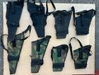 USA Bagmaster Scoped Vertical Shoulder Holster Handgun Pistol Bandoleer