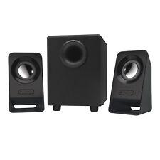 Logitech Z213 3 Piece 2.1 Multimedia Computer Speaker System w/ Volume Control