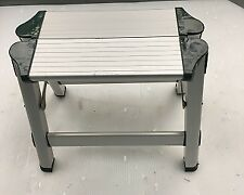 Small Aluminium Collapsible Step
