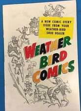 WEATHER BIRD COMICS (1958) shoe store giveaway VF Casper the Friendly Ghost #68