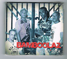 BAMBOOLAZ - URBAN ZOOK - 2010 - CD 8 TITRES - NEW NEUF NEU