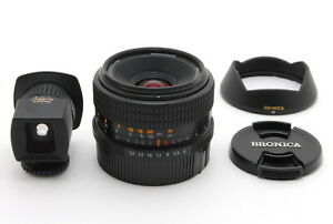 【TOP MINT】Bronica Zenzanon RF 45mm f/4 Lens Finder For RF645 From JAPAN