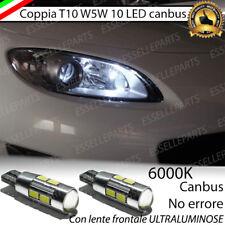 COPPIA LUCI DI POSIZIONE 10 LED SPECIFICHE MAZDA MX-5 MX 5 MK3 CANBUS