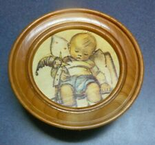 """Reuge Music Box Swiss Movement, Western Germany Vtg """"Go to Sleep My Baby"""" song"""