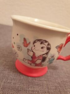Disney animators collection Mug lilo and stitch UNUSED