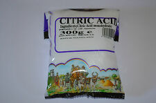 300g Citric Acid For Bath Bomb Making,Home Brew, De-scaler ,Cleaning, Uk