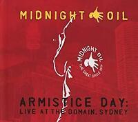 Midnight Oil - Armistice Day: Live At The Domain, Sydney (NEW 2CD)
