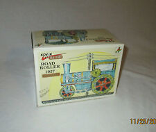 Kovap Retro,  1927 Road Roller Tin Wind-Up -Czech Republic w/Box and Key